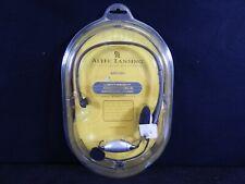 ALTEC LANSING HEADSET W/ MICROPHONE AHS-201 PC INTERACTIVE AUDIO HEADPHONES
