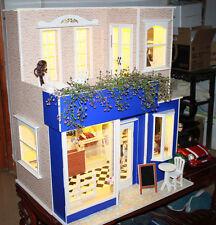 Doll house Room Box  Coffe Shop~ 1:6 Pullip Blythe Momoko Monster Barbie