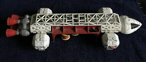 Vintage Dinky White 360 Space 1999 Eagle Freighter 1975