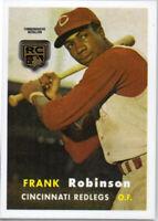 2020 Topps Rookie Card Retrospective RC Logo Medallions #RCRFR Frank Robinson