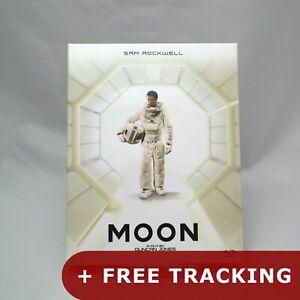 Moon BLU-RAY w/ Slipcover / Duncan Jones, Sam Rockwell
