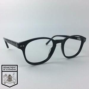 JEFF BANKS eyeglasses BLACK ROUND glasses frame MOD: JB SPEAKESY 30571563