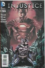 INJUSTICE Gods Among Us #6 - Back Issue (S)