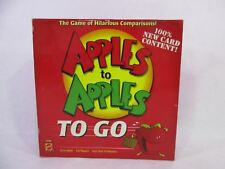 Apples To Apples - On The Go, Mattel *See Description*