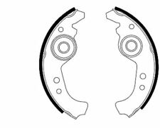 Mintex Front Rear Brake Shoe Set MFR45  - BRAND NEW - GENUINE - 5 YEAR WARRANTY