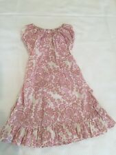 PAPER WINGS PRETTY FEMININE PINK PARTY DRESS EXCELLENT AS NEW CONDITION !!!!