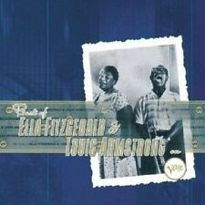 ELLA & ARMSTRONG,LOUIS FITZGERALD - BEST OF ELLA & LOUIS  CD NEUF