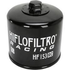 HifloFiltro RC Racing Oil Filter Black Ducati