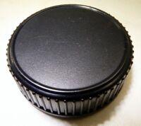 "Vivitar ""N"" F mount Rear Lens Cap for Nikon AF-S Ai-s lenses - Free Shipping USA"