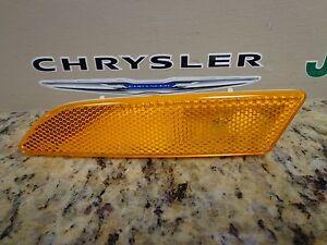 04-08 Chrysler Crossfire New Side Marker Lamp Left Side Mopar Factory Oem