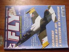 $$w Revue Fly International N°160 Plan encarte Progress  New Rookie  MiG 15