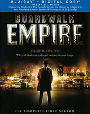 Boardwalk Empire: Complete First Season (BD) [Blu-ray] Various Blu-ray