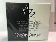 Jazz Yves Saint Laurent 1.7 1.6 EDT Spray S Gel & Balm Set Sealed Old Formula