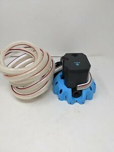 EDOU Automatic Swimming Pool Cover Pump Submersible Water Pump,1200 GPH,1/6-HP