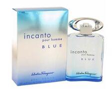 Incanto Blue Pour Homme by Salvatore Ferragamo 100mL EDT Spray Perfume for Men