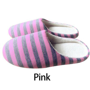 Winter Women Indoor Shoes Warm Ladies Home Slippers Furry Plush Footwear House