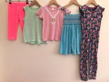 Girls Bundle Clothes Age 4-5 Cat & Jack Primark Matalan <DD13