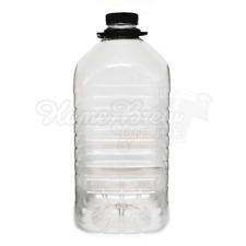 5 Litre Pet Plastic Demi John Drink Bottle Wine Making Carboy Home Brew Vessel