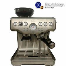 Sage barista Express Silver/espresso machine new!!!