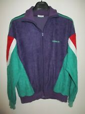 Veste ADIDAS LASER vintage 1986 VENTEX tracktop giacca oldschool jacket 180 L