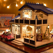 DIY Handcraft Dollhouse Miniature Project Dolls House My Provence Lavender Wood