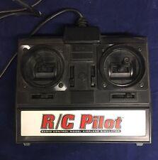 R/C Pilot Model Airplane Simulator Control