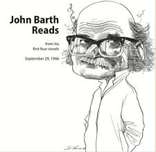 University of Illinois 1966 JOHN BARTH READS / from his first four novels:new CD