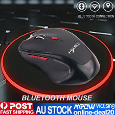 Optical Wireless Bluetooth Mouse 2400 DPI for Android Phone Tablet PC Laptop Mac