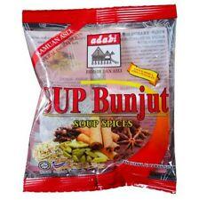 Adabi Sup Bunjut @ Soup Spices (8g x 3pcs) ⭐⭐⭐⭐⭐ Top Malaysian Spices
