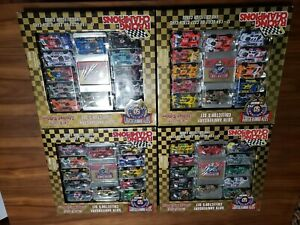 Lot of 4 Racing Champions Nascar 50th Anniversary Collectors Set 1,2,3&4 complet