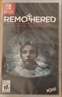 Remothered: Broken Porcelain Nintendo Switch Brand New Factory Sealed