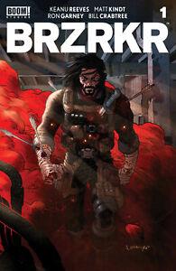BRZRKR (BERZERKER) #1 Rafael Grampá Variant A Cover Near Mint Netflix hot