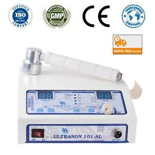 NEW THERAPEUTIC ULTRASOUND THERAPY ULTRASON 101 1MHZ ULTRASOUND THERAPY MACHINE