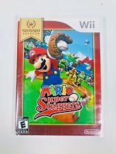 Mario Super Sluggers (Nintendo Wii) Complete Baseball ***FREE SHIPPING***