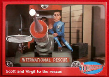 THUNDERBIRDS - Scott and Virgil to the Rescue - Card #55 - Cards Inc 2001