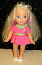 "1993 Rare Hasbro 12""  Twist-n-Style Tiffany Doll w/Original outfit EUC"