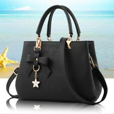 Ladies Fashion Handbag Shoulder Purse Women Crossbody Leather Tote Designer Bag