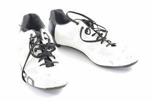 USED Giro Empire ACC Carbon Sole Lace Up Road Cycling Shoes 44EU 10.25US