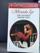Lee, Miranda - Tycoon's Trophy Wife - Harlequin Presents - # 2489 Wives Wanted