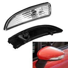 For Ford Fiesta 2008-2014 Wing Mirror Indicator Light Lens Cover Passenger Side