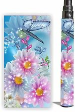 Battery Sticker Skin Fits eGo/Vision/Other Types Vaporizor Cover Wraps - PRETTY