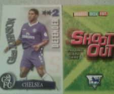 SHOOT OUT CARD 2003/04 (03/04) - Green Back - Chelsea - Glen Johnson