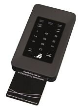 DIGITTRADE HS256 750GB ULTRA HIGH SECURITY EXTERNAL HARD DRIVE WITH SMART CARD