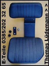 Zetor Schlepper Ersatzteile Traktor Polster Sitz ( Beifahrersitz + Schrauben )