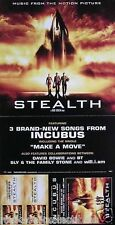 Incubus 2005 Stealth Movie Soundtrack Original Promo Poster