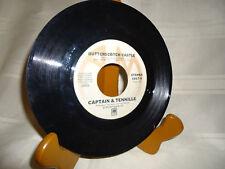 1976 RECORD 0 BUTTERSCOTCH CASTLE - CAPTAIN & TENNILLE