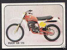 Panini Sticker -  Moto Sport 1979 Sticker No 288 - Puch GS 175 (DP2)