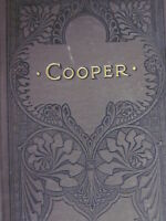 """(1900) The Last of The Mohicans & The Pioneers"""" by J. Fenimore Cooper-Rare RARE!"""