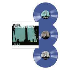 FRANCO BATTIATO - Last Summer Dance (lim. ed) (2021) 3 LP blue vinyl
