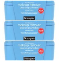 neutrogena makeup remover cleansing towelettes 3 Pack